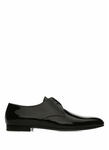 %100 Deri Smokin Ayakkabı-Saint Laurent